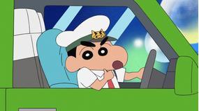 クレヨンしんちゃん タクシードライバーしんのすけだゾ