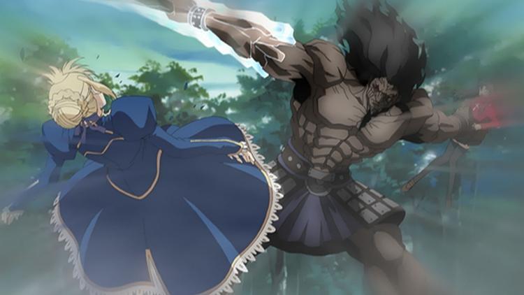 Fate/stay night 第16話