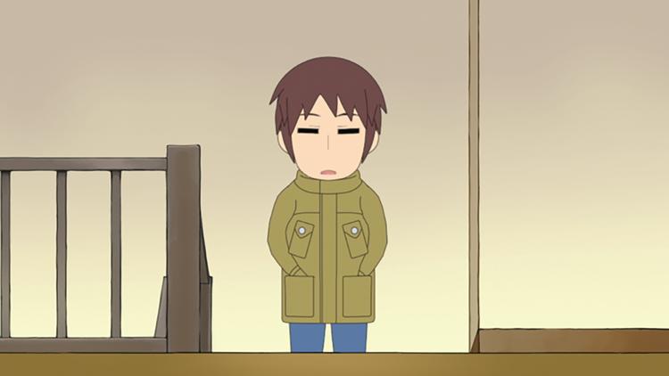 涼宮ハルヒちゃんの憂鬱 第01話