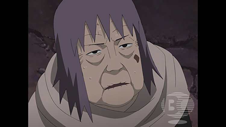 NARUTO-ナルト- 疾風伝 風影奪還編 第243話