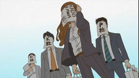 ガイコツ書店員 本田さん 第03話