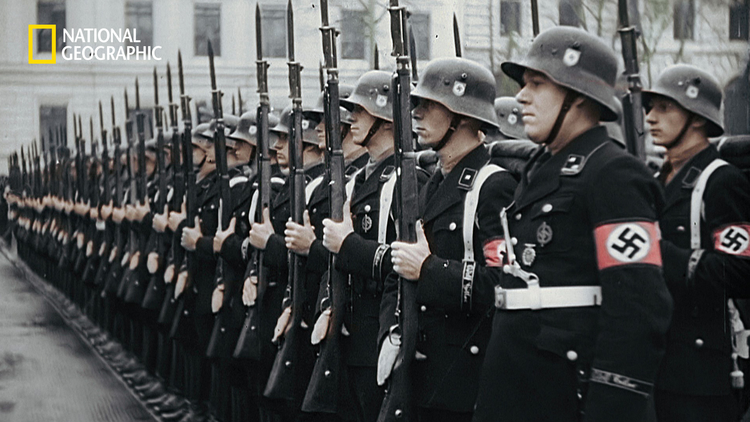 THE SS:ナチス親衛隊「罪深きエリートたち」/字幕