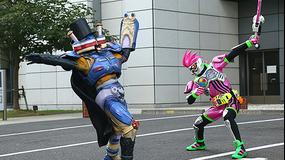 仮面ライダーエグゼイド 第01話