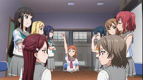 ラブライブ!サンシャイン!!TVアニメ2期 第02話