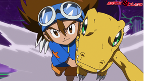 デジモンアドベンチャー: 第01話