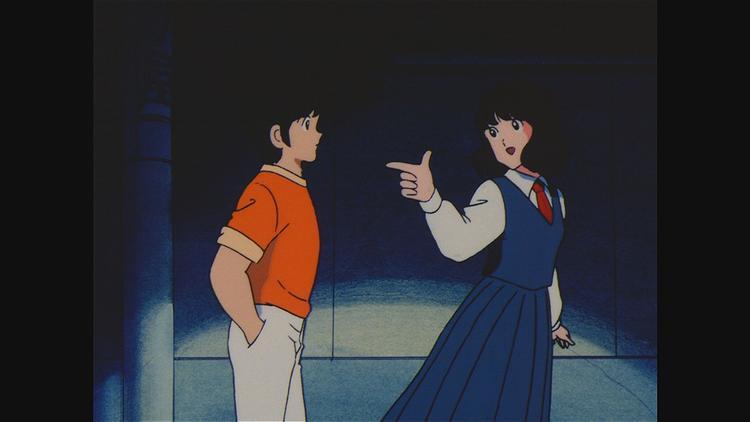 「タッチ」TVシリーズ 第019話