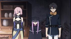 Fate/Grand Order -絶対魔獣戦線バビロニア- 第03話