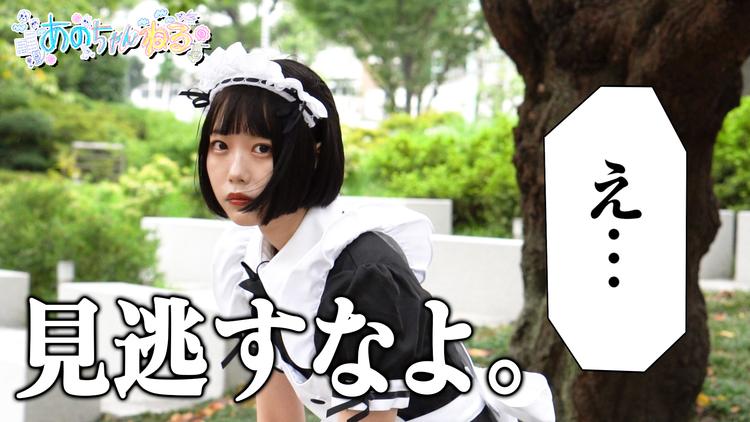 あのちゃんねる 第2話 「見逃すなよ」(2020/10/12放送分)