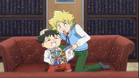 ムヒョとロージーの魔法律相談事務所 第01話