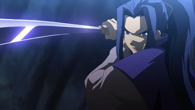 Fate/stay night 第09話