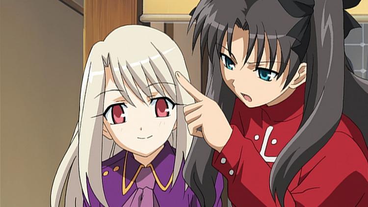 Fate/stay night 第17話