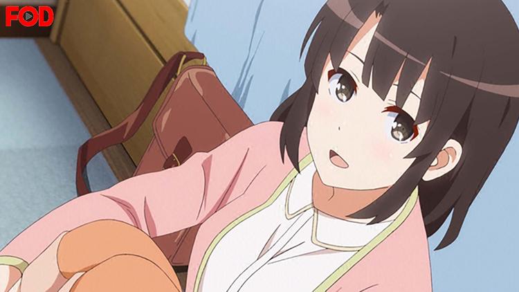 冴えない彼女の育てかた 第02話【FOD】