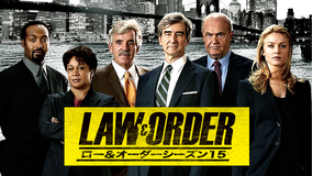 LAW&ORDER/ロー・アンド・オーダー シーズン15 第06話/字幕
