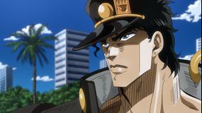 ジョジョの奇妙な冒険 スターダストクルセイダース 第09話
