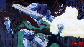 D.Gray-man HALLOW 第01話