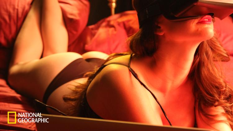セックスの秘密 テクノロジーとセックス/吹替