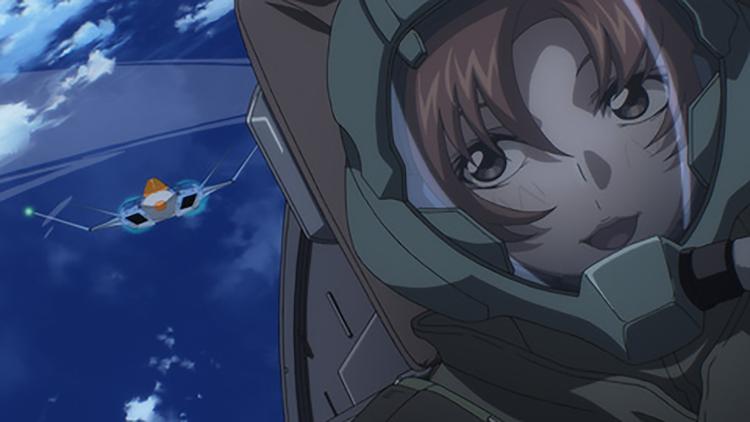 蒼穹のファフナー EXODUS 第01話