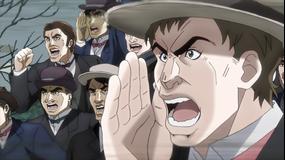 ジョジョの奇妙な冒険 第02話