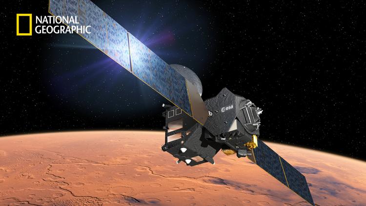 エクソマーズ:火星での生命探査/吹替