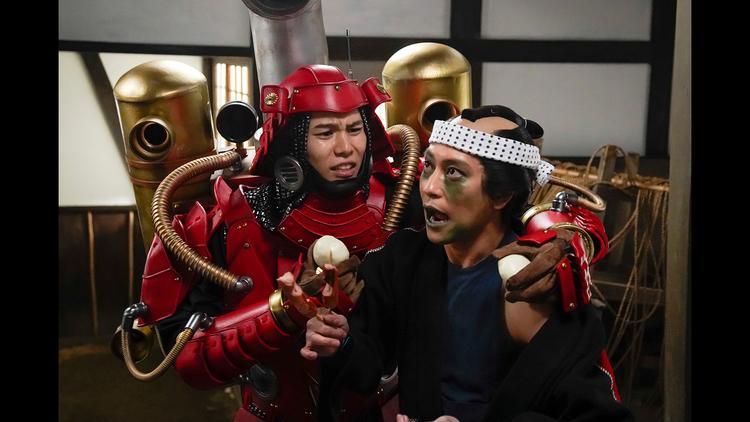 大江戸スチームパンク 第02話