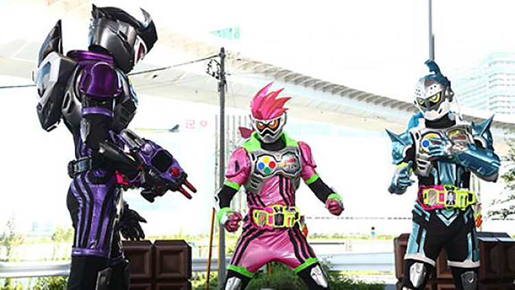 仮面ライダーエグゼイド 第05話|映画・ドラマ・アニメの動画はTELASA
