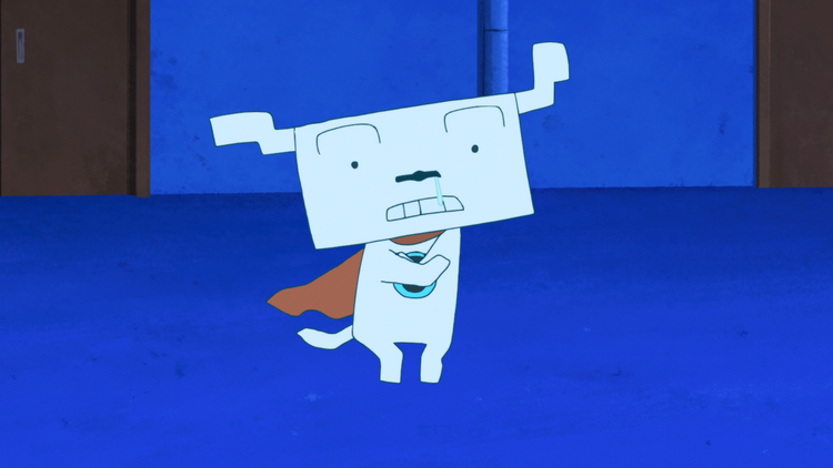SUPER SHIRO #10 寒いのは苦手