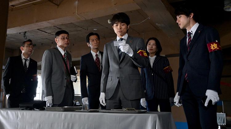 特捜9 season4(2021/04/07放送分)第01話