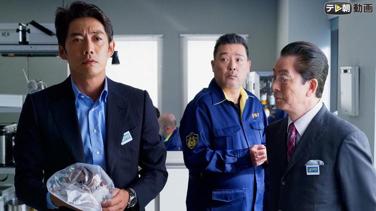 相棒 season18 テレビ朝日開局60周年記念スペシャル(2019/11/06放送分)第05話