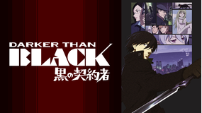 DARKER THAN BLACK黒の…
