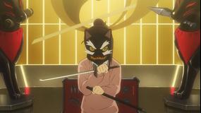 BLACK FOX 第01話