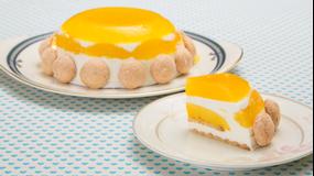 辻調の楽しい食卓 -蜜柑のヨーグルトムース