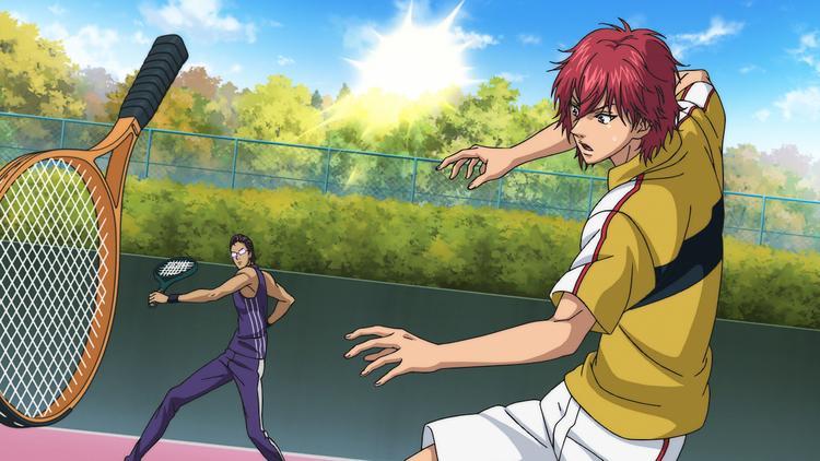 新テニスの王子様 OVA vs Genius10 第06話