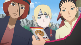 BORUTO-ボルト- NARUTO NEXT GENERATIONS 第148話