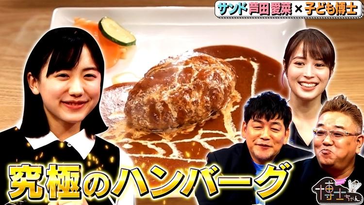 サンドウィッチマン&芦田愛菜の博士ちゃん 2020年11月21日放送