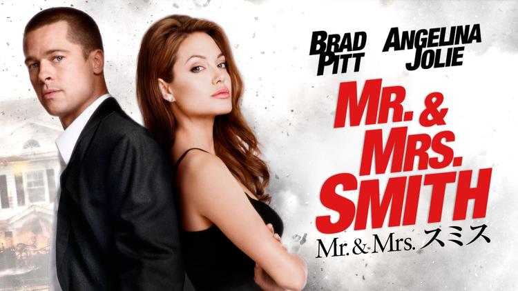 Mr.& Mrs.スミス/吹替