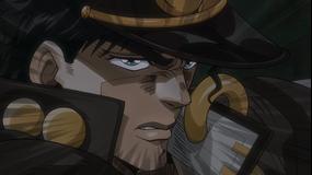 ジョジョの奇妙な冒険 スターダストクルセイダース 第01話