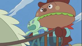 それいけ!アンパンマン ハンバーガーキッドとヌマッチ