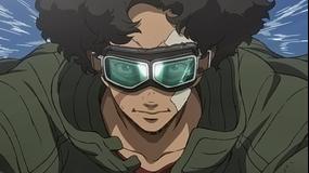 メガロボクス 第01話