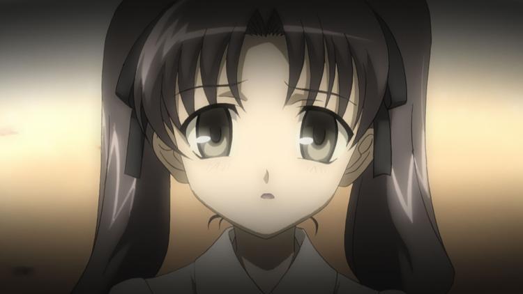 Fate/stay night 第02話