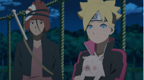 BORUTO-ボルト- NARUTO NEXT GENERATIONS 第113話