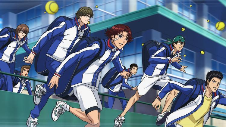 新テニスの王子様 第01話