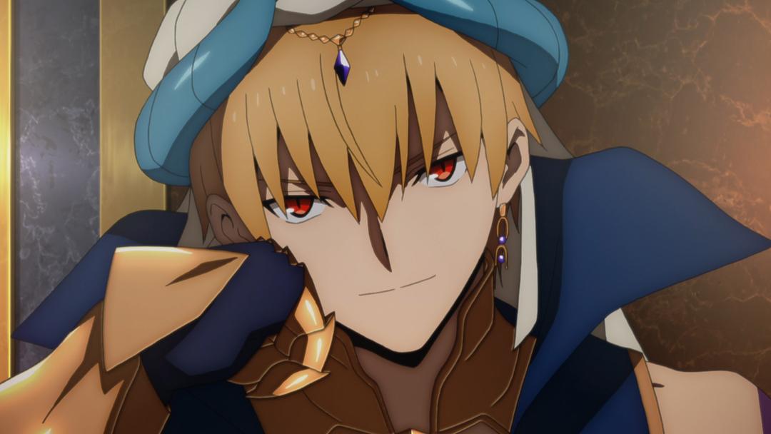 Fate/Grand Order -絶対魔獣戦線バビロニア- 第09話