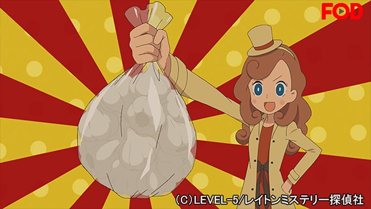 レイトン ミステリー探偵社 -カトリーのナゾトキファイル- #003【FOD】